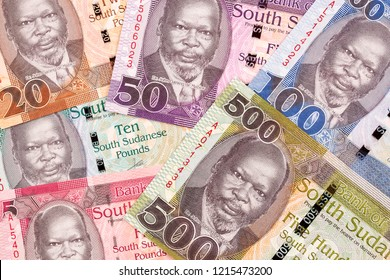 South Sudanese money, a business background