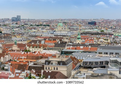 The South Tower is the highest part of St. Stephen's Cathedral in Vienna and offers a beautiful view of the city.