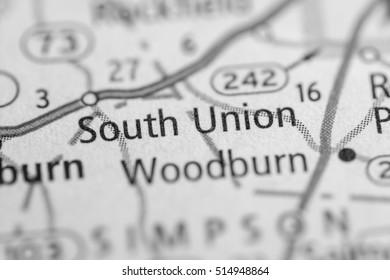 South Union. Kentucky. USA