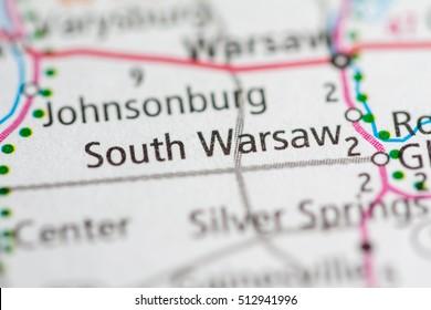 South Warsaw. New York. USA