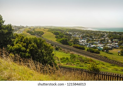The South West coast of Victoria. Warrnambool. Australian Pacific coast.