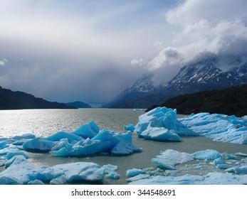 Southern Chile Patagonia Lake