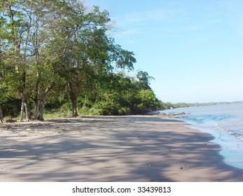 Southern Coastline Trinidad, West Indies
