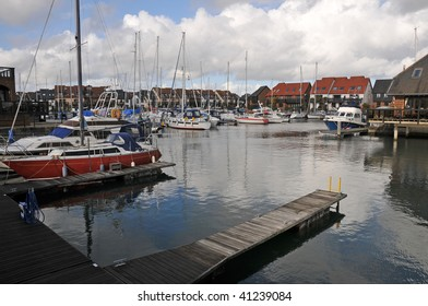 southern england harbour