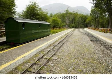 Southern Fuegian Heritage Railway - Tierra Del Fuego - Argentina