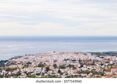 Southern Spanish town, Nerja, Andalusia