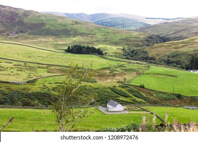 The Southern Uplands, near Moffat, Dumfries and Galloway, Scotland, UK.