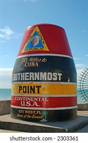 Southernmost point Continental U.S.A.