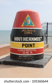 Southernmost point , Key West, Florida
