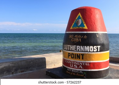 The southernmost point of United States