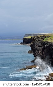 Southernmost Point of the United States on the Big Island of Hawaii