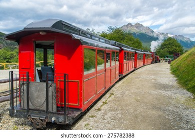 The southernmost train in the world, Ushuaia, Argentina