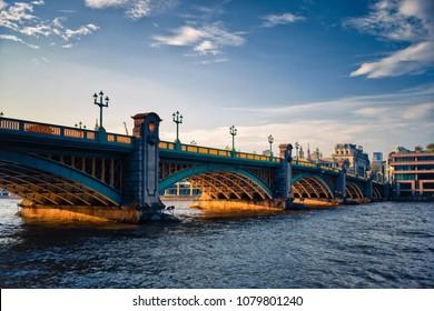 Southwark Bridge - London