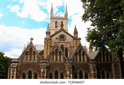 Southwark Cathedral, London, United Kingdom.