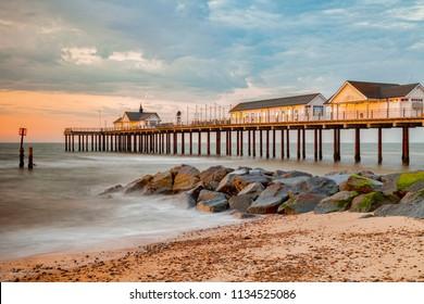 Southwold Pier, Southwold, Suffolk, England