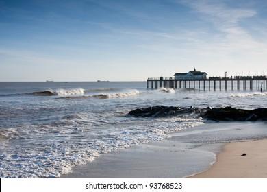 Southwold pier Suffolk England