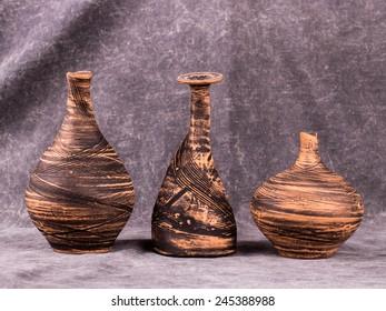 Souvenir ceramics and clay, handmade.