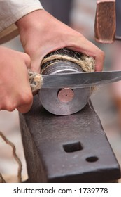 souvenir coin making