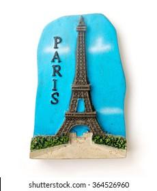 The souvenir magnet - Paris