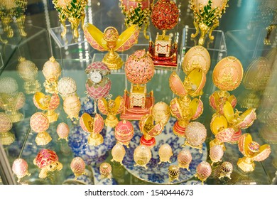 souvenir products similar to the Faberge egg jewel