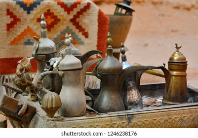 Souvenirs from Petra Wadi Musa Jordan