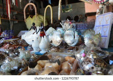 souvenirs from seashells