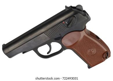 Soviet 9mm handgun