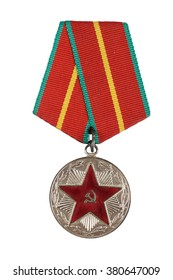 Soviet medal for Meritorious Service