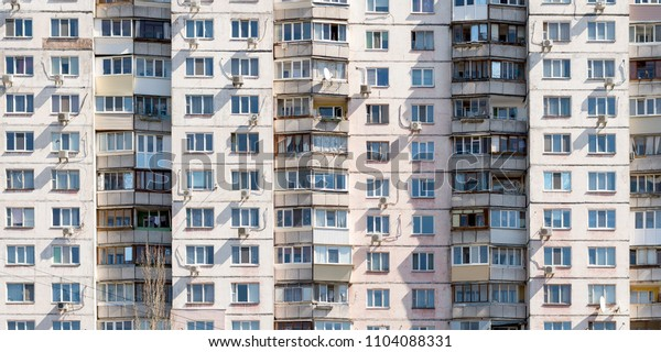 Soviet social house