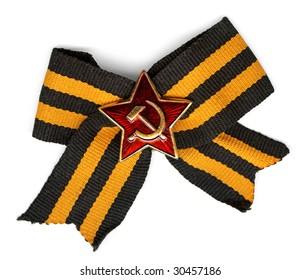 soviet world war victory symbol