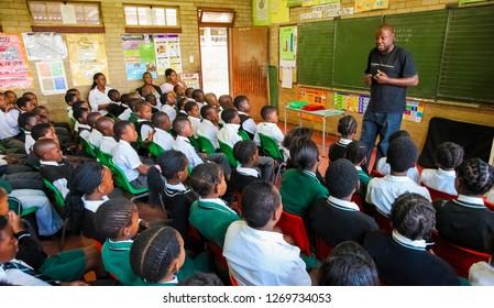 South Africa Teachers Images, Stock Photos & Vectors | Shutterstock