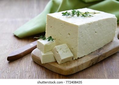 soy cheese tofu - vegetarian food