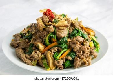 Soy Marinated Beef is called Bulgogi  in Korea