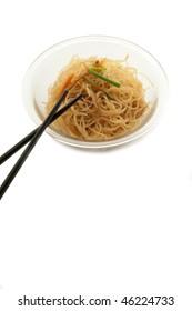 soy spaghetti