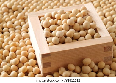 Soybean,  dried soybeans