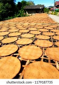 Soybean fermented, Maehongson, Thailand
