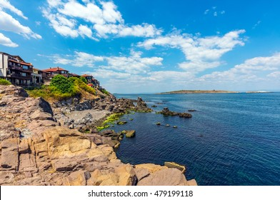 Sozopol city on Sunny Beach Bulgaria