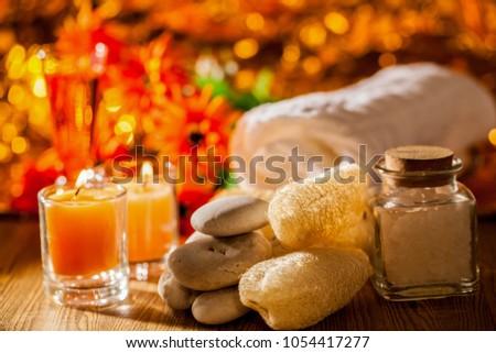 spa massage oil treaments spa stock photo edit now 1054417277