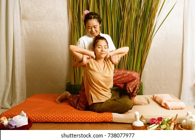 Spa and massage : Thai massage and spa for healing and relaxation