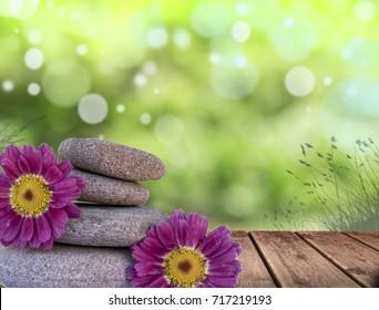 spa and meditation