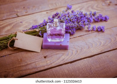 SPA, natural cosmetics and perfumes from lavender