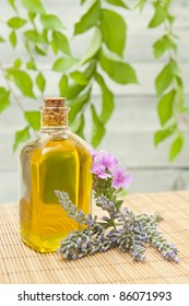 spa oils and perfumes