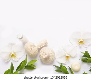 spa products concept, Spa natural products concept,