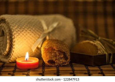 Spa relaxation set