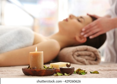 Aromatherapy Massage Stock Photos Images Photography Shutterstock