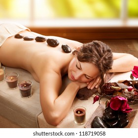 Spa. Stone Massage. Day Spa. Spa Salon