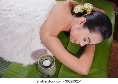 Spa Treatment, Women, Beauty.