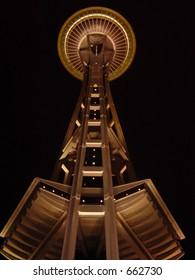 Space Needle,Seattle, WA