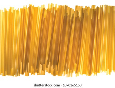 Spaghetti abstract background