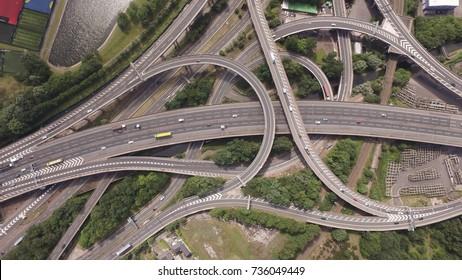 Spaghetti Junction Birmingham